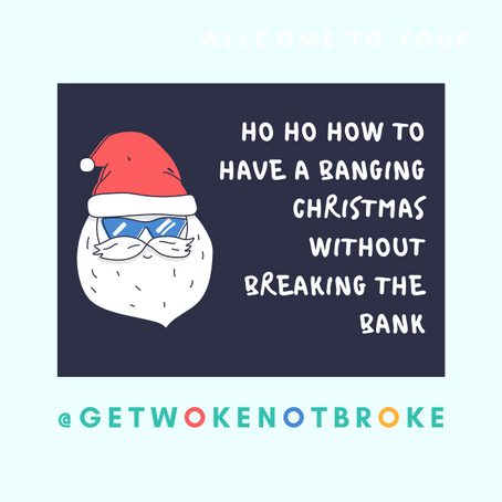 Ho ho how to have a banging Christmas without breaking the bank