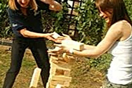 Large Garden Games Northamptonshire