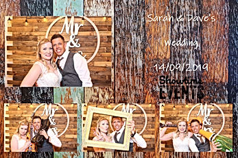 Rustic Photo Booth Leicester