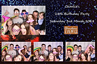 Photo Booth Corby