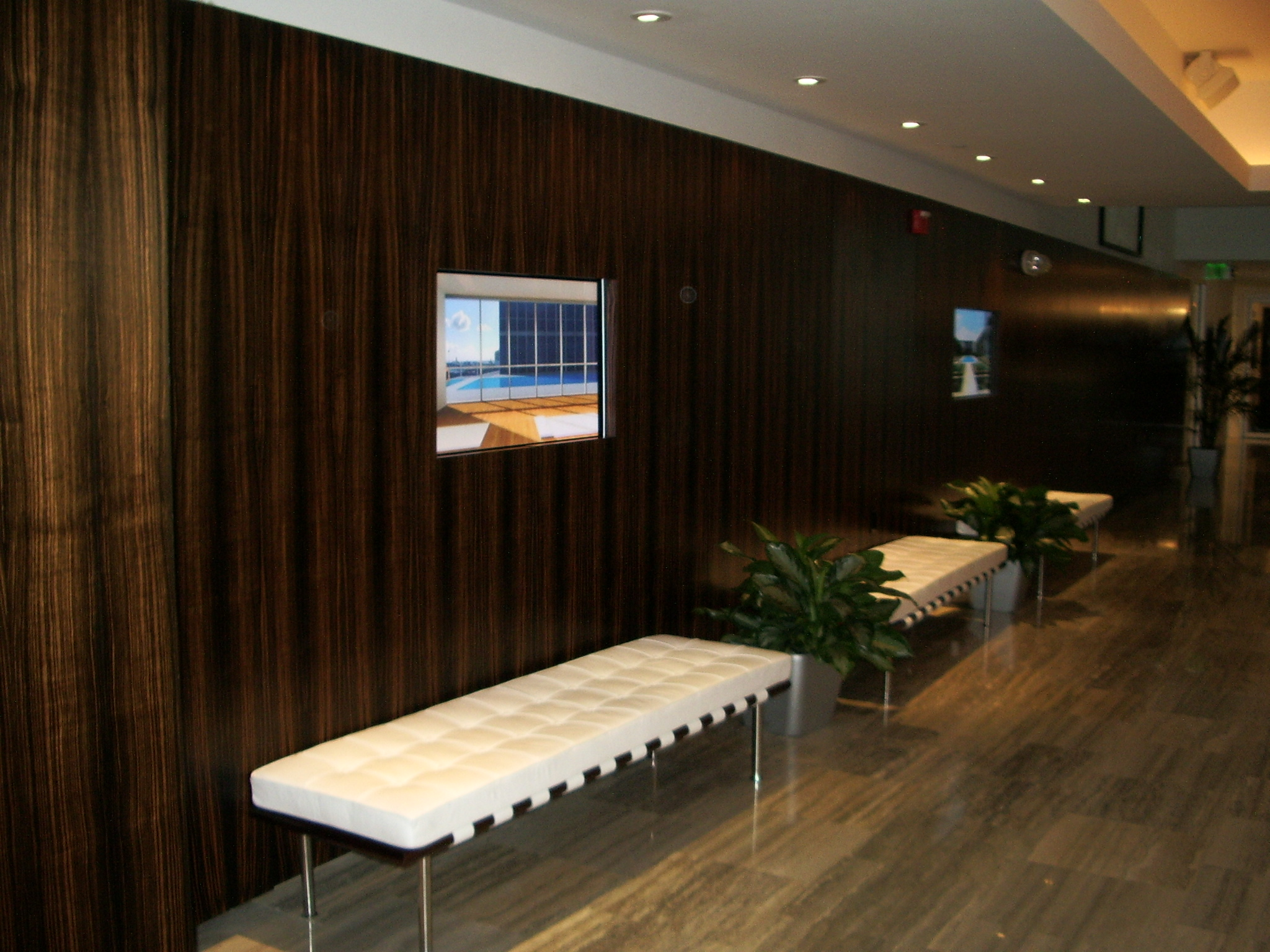 Commercial Sales Center Lobby