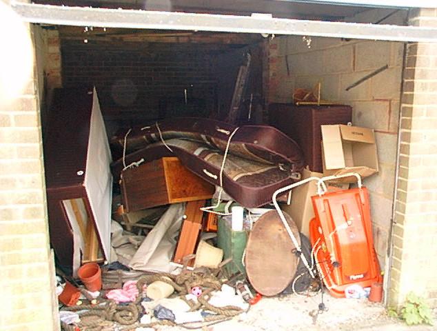 Void Garage Clearance