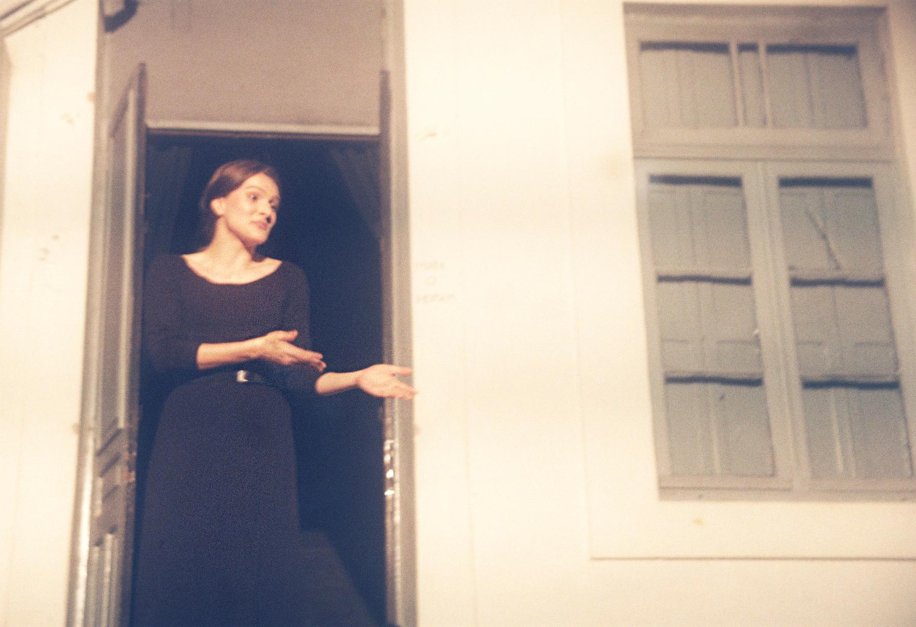 Laura Hickmann em Mata Teu Pai