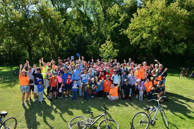 6th Annual River Trail Bike Ride