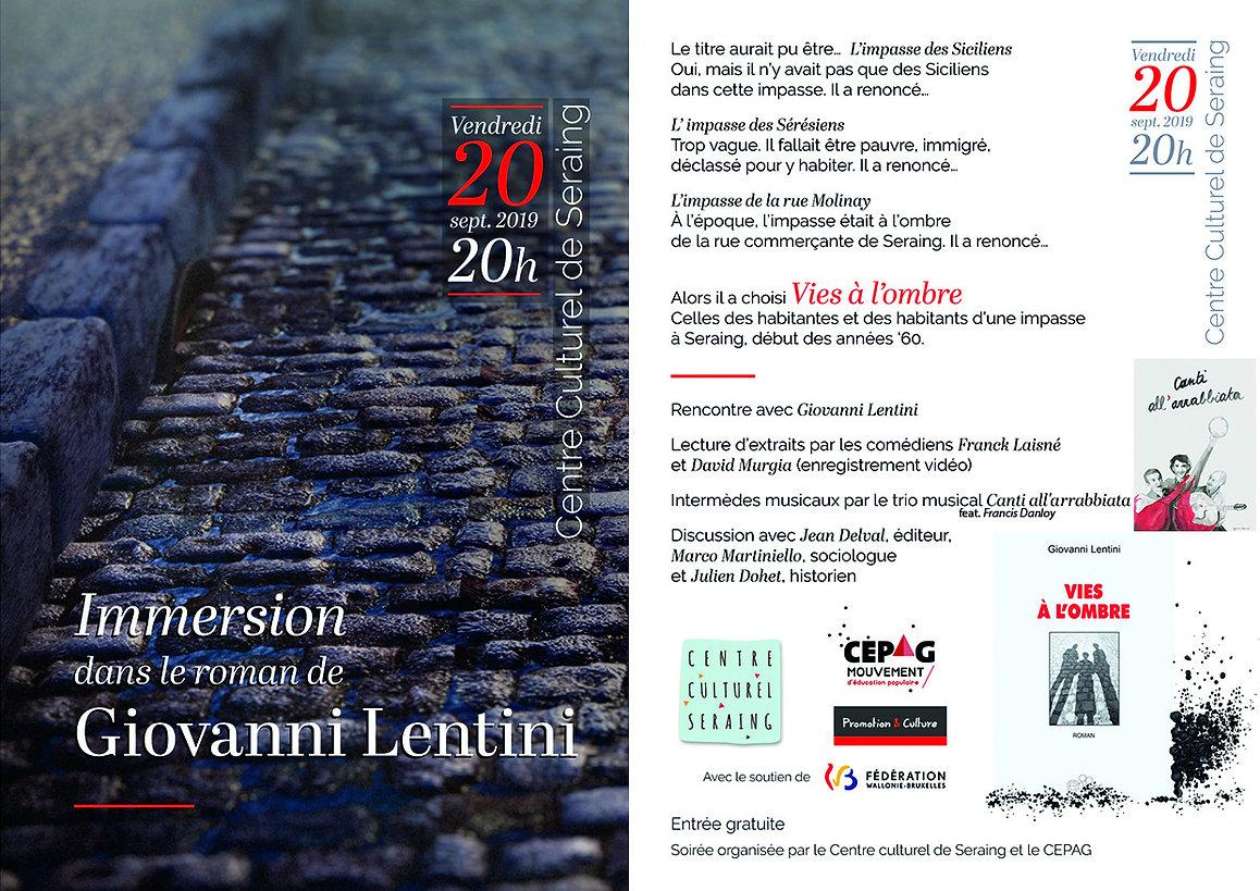 Lentini_G_Vies_à_l'ombre_invitation_feat