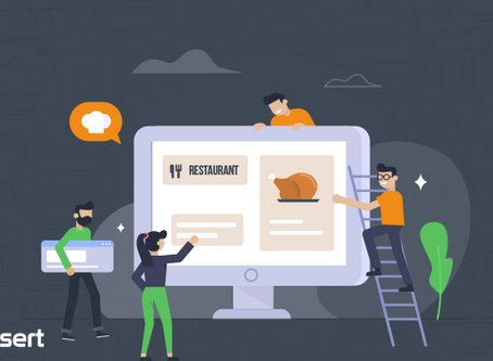 Benefits of Online Ordering Systems for Your Restaurant Website