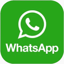 Logo Whatsapp sfondo Grigio