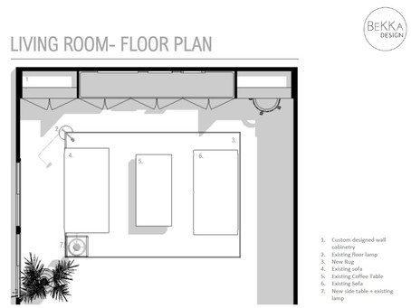 How to plan your room layout