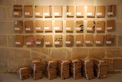 salle 2 100 boîtes à forme