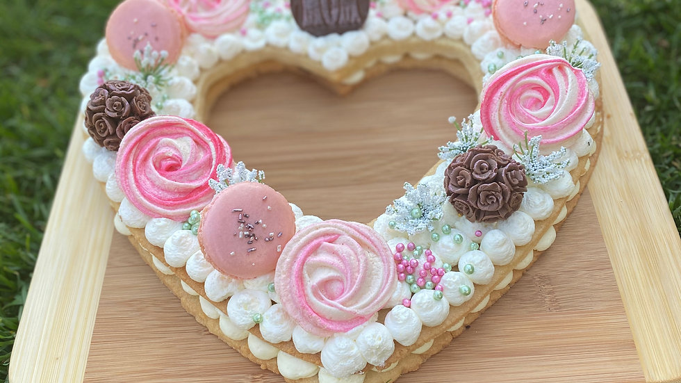 Large Mother's Day Cookie Cake