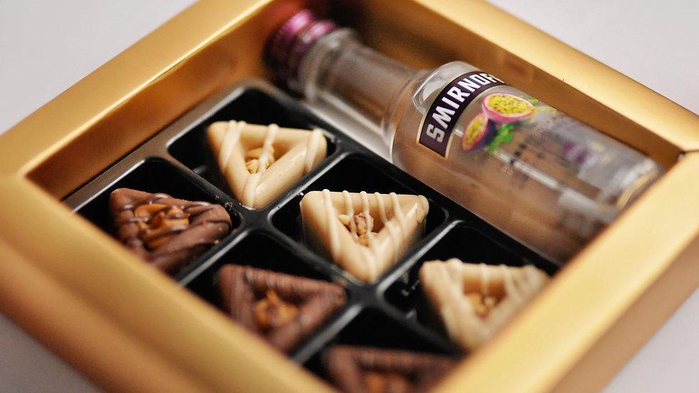 Chocolate Hamantash Box