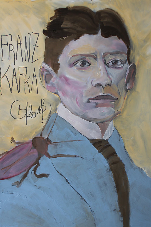 Portrait Kafka