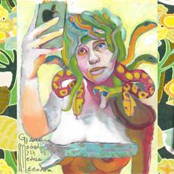 Modern Myth Medusa Gregory Huck