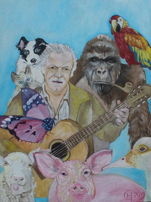 Georges et les animaux