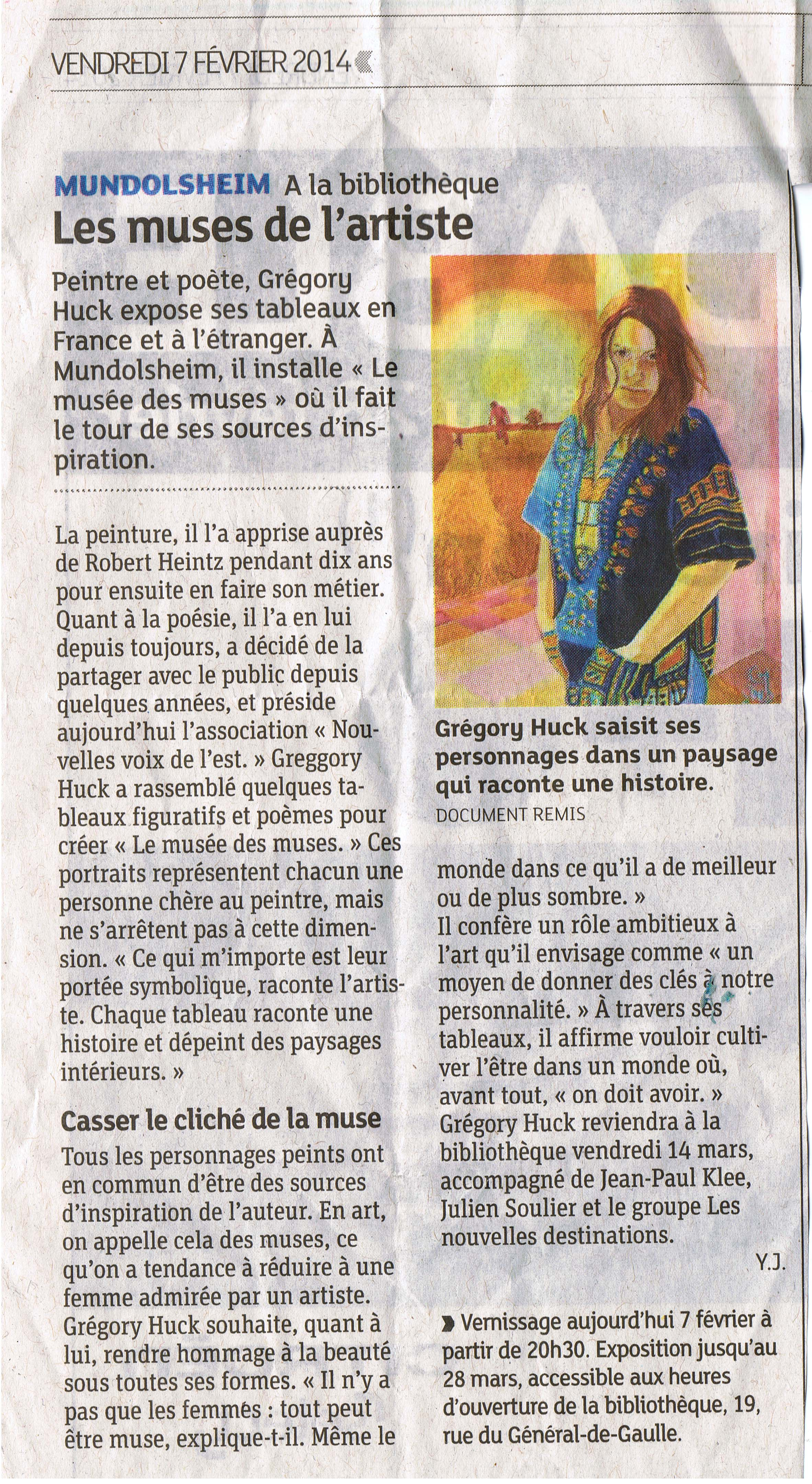 17.Article_DNA_7_février_2014_-_Musée_des_muses_-_Médiathèque_de_Mundolsheim