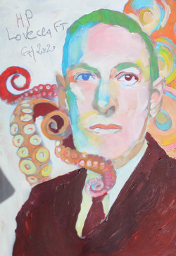 Howard Phillips Lovecraft - Gregory Huck