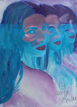 Blue Chaman