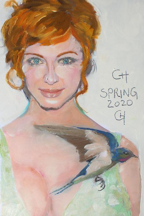 Portrait Spring 2020