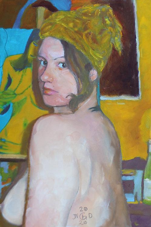 L'étudiante en peinture (2)