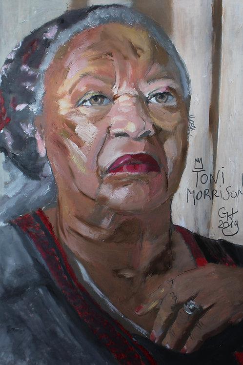Portrait Toni Morrison