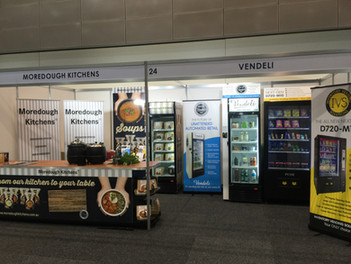 Vendeli - Moredough Kitchens Stand - 201