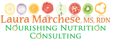 Laura Marchese RDN Nourishing Nutrition Consulting