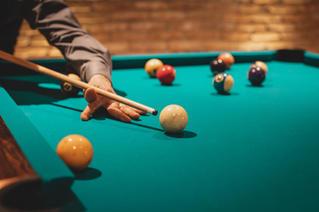 Anima Lounge & Bistro Billiard Room
