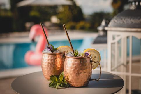 Anima Lounge & Bistro Cocktails