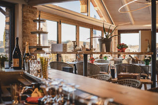 Anima Lounge & Bistro Interior