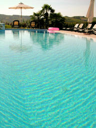 Anima Lounge & Bistro Pool view