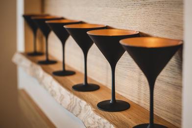 Anima Lounge Design Detail