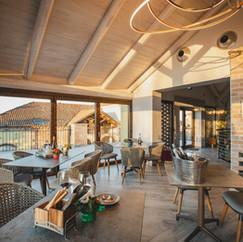 Anima Lounge & Bistro Calamandrana Interior