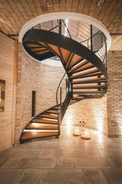 Anima Lounge & Bistro Staircase
