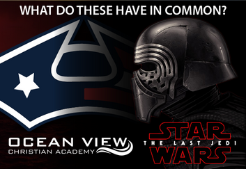 What do OVCA and Kylo Ren have in common?