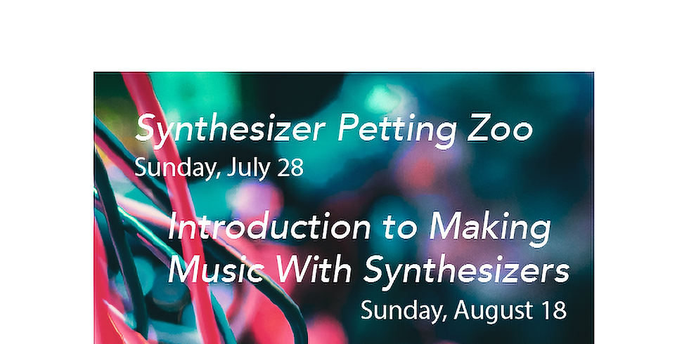 Introduction To Making Music with Synthesizers