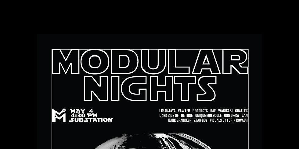 Modular Nights - STAR WARS