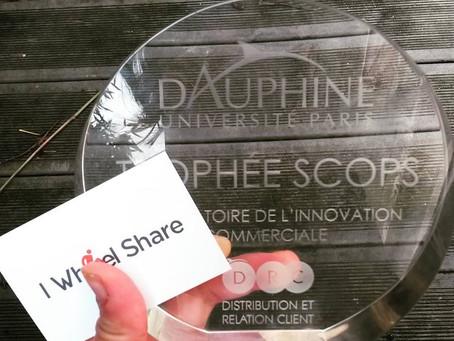 Prix SCOPS discerné I Wheel Share