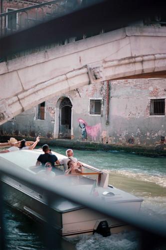 Biennale Venice - Banksy