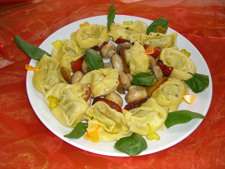 tortellini fingerfood