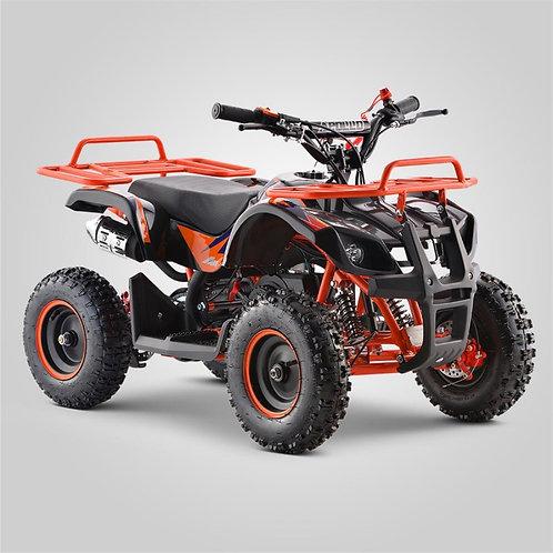 Quad électrique 49cc et roues 6''
