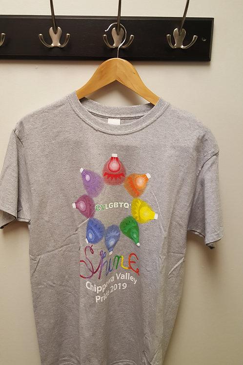 """2019 Pride """"Shine"""" Shirt"""