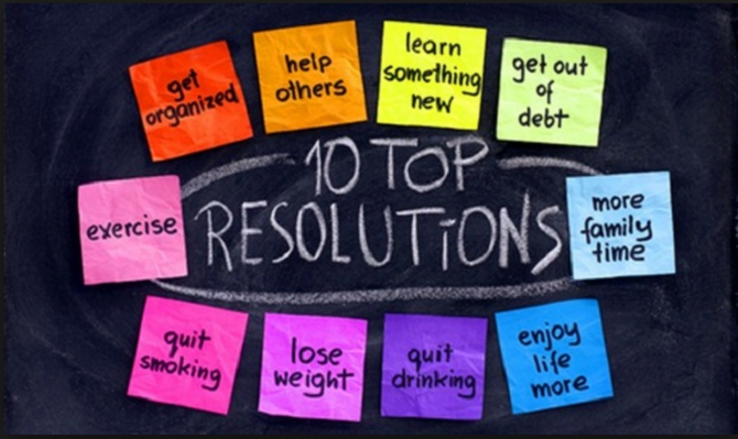 Perpetual New Year Resolutions