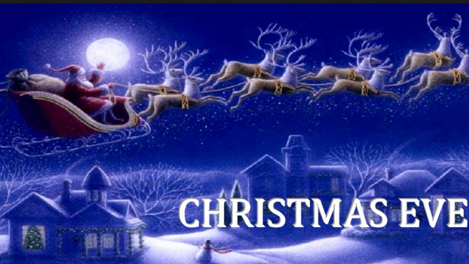 Twas the Night Before Christmas..
