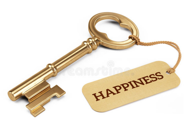 A Key to Happiness!