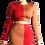 Thumbnail: Zinnia Color Blocked 2PC