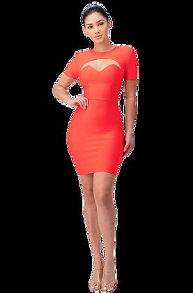 Valson Bandage Mini Dress