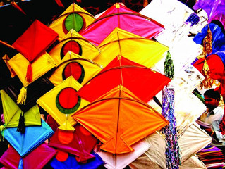 The Kite Festival in Jaipur, Rajasthan. Why you can't miss it!
