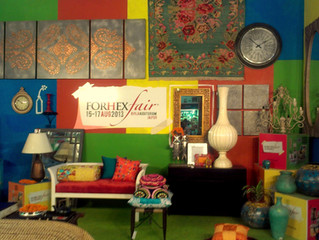 Jaipur's Forhex handicraft fair focuses on recycled products this year!