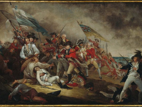 """""""Dyed Like A Hero"""" – Dr. Joseph Warren and the Battle of Bunker Hill"""