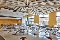 Tamarac cafeteria